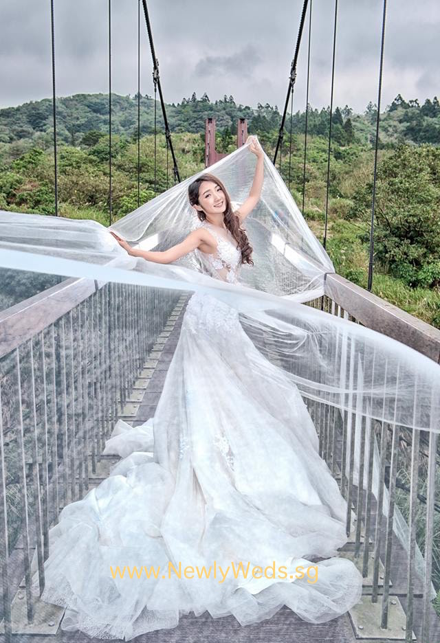 Affordable Wedding Gown For Rent In Singapore
